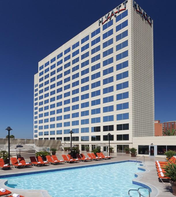 Grove District Anaheim Resort Hyatt Regency Orange County